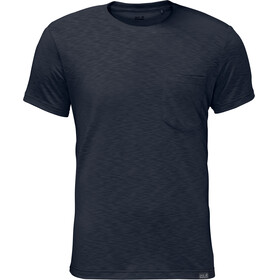 Jack Wolfskin Travel T-Shirt Men night blue